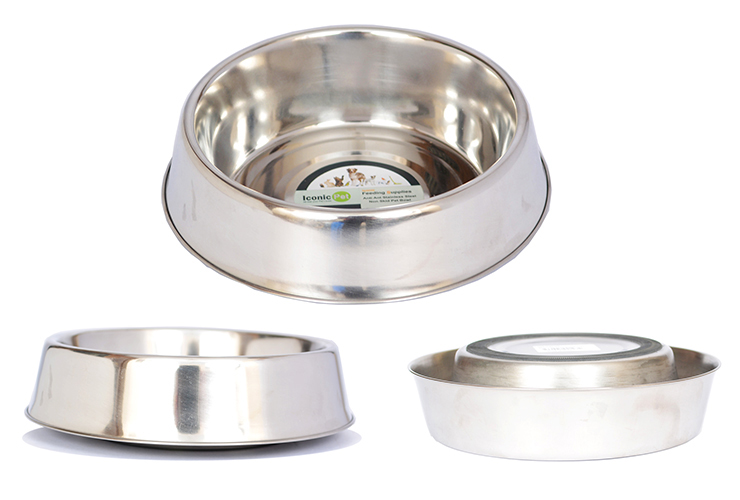 Ant Free Double Diner Cat Dog Bowl