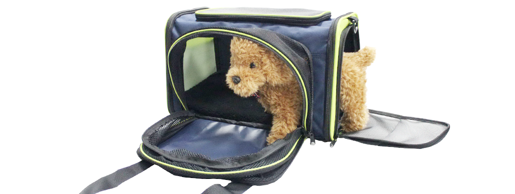 Cozy Ventilated One-Side Expandable Pet Travel Carrier for Dogs and Cats image 5